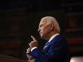 Trumpovi nominanti v Pentagóne nespolupracujú v prechodnom období, tvrdí Biden
