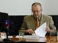 Povereným prvým námestníkom generálneho prokurátora sa stal Jozef Kandera