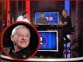 Spor v slovenskom šoubiznise: Golonka sa pustil do moderátora... Odmietol pozvanie do relácie!