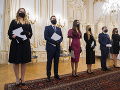 Prezidentka vymenovala do funkcie šesť nových sudcov všeobecných súdov