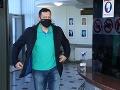 Daniel Lipšic prišiel vypovedať v kauze Očistec.