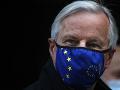 Hlavný vyjednávač EÚ Barnier hovorí o poslednom pokuse o pobrexitovú dohodu s Britániou