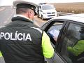 Polícia zvýšila kontroly počas zákazu vychádzania: Nedisciplinovaným Slovákom hrozia vysoké pokuty