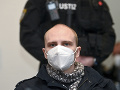 Proces s útočníkom na synagógu v Halle: Súd ho odsúdil na doživotie