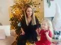 Sviatky podľa kontroverznej Hanychovej: So všetkými sa pohádala a... Po rozvode Vianoce bez dcéry!