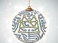 FOTO Tajná služba zverejnila zašifrované prianie k Vianociam: Skúste ho rozlúštiť!