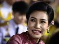 Ďalší škandál thajského kráľa: Unikli nahé fotky jeho milenky