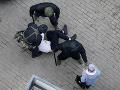 USA uvalili sankcie na bieloruskú políciu: Dôvodom sú tvrdé zásahy proti protestujúcim