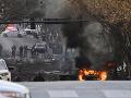 VIDEO Masívna explózia otriasla Nashvillom: Niekoľko zranených, na mieste činu našli ľudské pozostatky