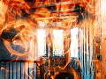 KORONAVÍRUS Pri požiari nemocnice v Egypte zomrelo sedem infikovaných pacientov