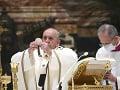 Pápež zdôraznil dôležitosť odpustenia: Modlil sa za prenasledovaných kresťanov