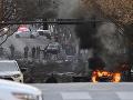 Výbuch v Nashville: Polícia stále nepozná motív činu, na prípade spolupracuje aj FBI