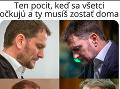 Prezidentka Čaputová ako Braňo Mojsej aj smutný Matovič: FOTO S vtipmi o očkovaní sa roztrhlo vrece!