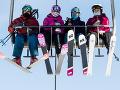 KORONAVÍRUS Povinná karanténa odstrašila každého: Po britských lyžiaroch sa vo Švajčiarsku zľahla zem