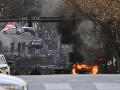 Podozrivý z útoku v meste Nashville zomrel pri explózii: Konal zrejme sám