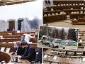 KORONAVÍRUS Poslanci mimoriadne schválili predlžovanie núdzového stavu: Dramatické chvíle a prísny režim!