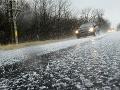 AKTUÁLNE Zima udrela v plnej sile: Vietor aj poľadovica, meteorológovia varujú pred nebezpečným javom