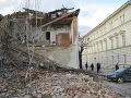 Katastrofické FOTO z Chorvátska: Mesto Petrinja zrovnané so zemou, zničené ulice a všadeprítomný strach