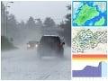 Na Slovensku hrozia povodne: FOTO Meteorológovia prezradili, kde je situácia najhoršia