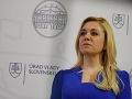 Saková chce pre Lučanského iniciovať branno-bezpečnostný výbor