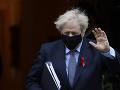 Obchodnú dohodu s Európskou úniou podpísal aj Boris Johnson