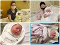 Novoročné radosti! TOTO sú prvé bábätká narodené v roku 2021 v slovenských nemocniciach