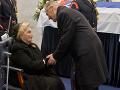 MIMORIADNE Vo veku nedožitých 90 rokov zomrela bývalá prvá dáma Emília Kováčová