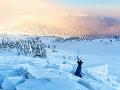 Turisti, pozor: Vo vyšších polohách Tatier a Veľkej Fatre platí mierne lavínové nebezpečenstvo