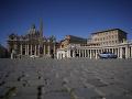 KORONAVÍRUS Vatikán začne očkovať v druhej polovici januára: O vakcinácii pápeža ani zmienka