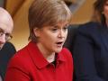 Škótsko má v otázke brexitu jasno: Krajina sa podľa premiérky Sturgeonovej chce vrátiť do EÚ