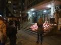 Spomínajú na Milana Lučanského: VIDEO Sviečky horia na viacerých miestach v Bratislave