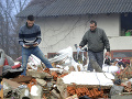 Chorvátsky dobrovoľník pomáhal po zemetraseniach: Zahynul po páde zo strechy