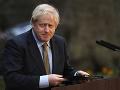 KORONAVÍRUS Britský premiér Johnson oznámil celoplošný lockdown v Anglicku