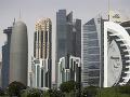 Saudská Arábia po tri a pol roku ukončí blokádu Kataru: Otvorí pozemné aj námorné hranice