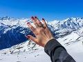 Romantika v rakúskych Alpách sa zmenila na katastrofu: Sekundy po tom, ako dievčina povedala