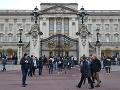 Krádež kráľovského majetku v Buckinghamskom paláci: Zamestnanca odsúdili na osem mesiacov