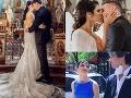 Svadby počas KORONY: Prominentná dcéra sa vydávala pod balkónom, hokejová hviezda to tajila dva mesiace!