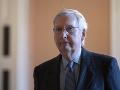 Líder väčšiny v Senáte otvorene: Poukázal na Trumpa ako provokatéra útoku na Kapitol