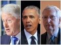 Na dianie v Kongrese reagujú aj exprezidenti: Clinton viní vlnu dezinformácií, Obama hovorí o národnej hanbe