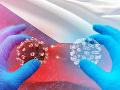 KORONAVÍRUS V Česku pribudol rekordný počet nových prípadov, najviac je aj aktívnych prípadov