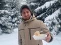 FOTO S mrazivými teplotami sa začala šíriť bizarná výzva: Vymysleli ju vedci na Antarktíde!
