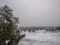 Niektoré časti Španielska zasiahlo husté sneženie: Pokračovať má aj v najbližších dňoch