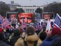 Násilie vo Washingtone je výsledkom konania Trumpa a republikánov, zhodli sa analytici
