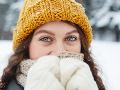 Mrazivé dni budú pokračovať: Meteorológovia očakávajú aj ďalšiu nádielku snehu