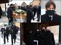 VIDEO Milana Lučanského pochovali: Prišli stovky ľudí! Rodina v slzách, lúčil sa aj Kaliňák a Harabin
