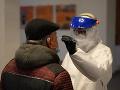 KORONAVÍRUS V priebehu piatka otestovali v Nitre vyše 10-tisíc ľudí