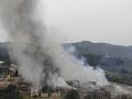 Na plynovode, ktorý prepravuje ruský plyn cez Ukrajinu na Slovensko, došlo k výbuchu: Dodávky nie sú ohrozené