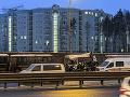 Zrážka kamióna s kolónou autobusov v Rusku si vyžiadala 4 obete a 50 ranených