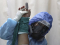 Utrpenie covidových pacientov zažila