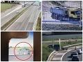 VIDEO, z ktorého tuhne krv v žilách: TOP výber diaľničných hazardérov, smrť, si našťastie, vzala voľno